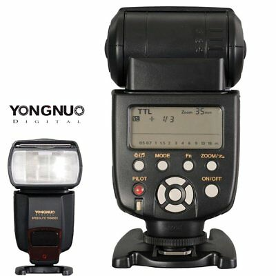 Yongnuo YN-565EX i-TTL Flash Speedlite for Nikon DSLR D50 D6 D5100 D7000 D300 UK