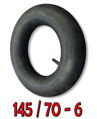 145/70-6 Inner Tube For Go Kart Mini Bike Tire 145x70x6 Cart Lawn Mower Trailer