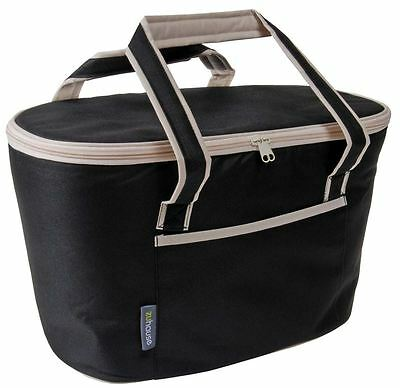 Zuhause - Markus thermo Insulated Picnic Case Black