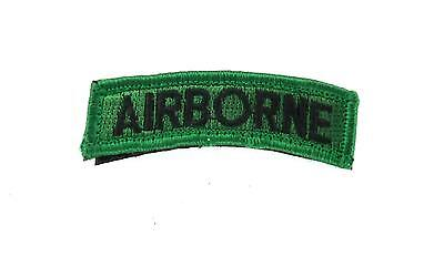 Patch ecusson brode thermocollant backpack commando airsoft militaire us army