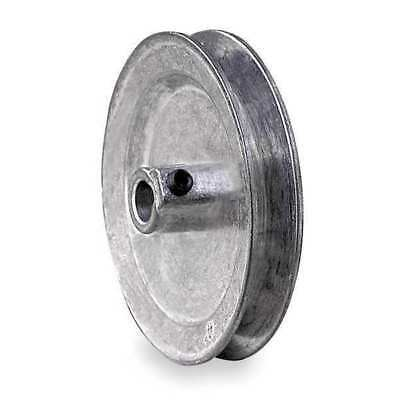 """5/8"""" Fixed Bore 1 Groove V-Belt Pulley 4.5"""" OD CONGRESS CA0450X062KW"""