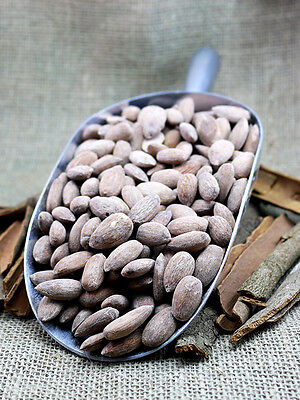 Delicious Dry Oven Roasted Salted Almonds 500g