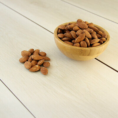 Delicious Dry Oven Roasted Unsalted Almonds 500g Healthy and Nutritious