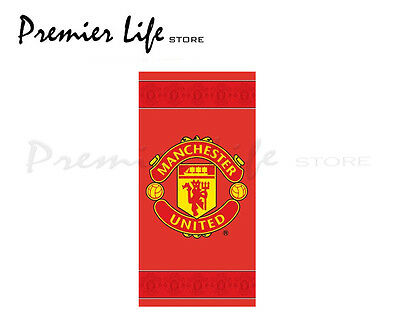 Manchester United F.C Beach / BathTowel - Latest Border Design