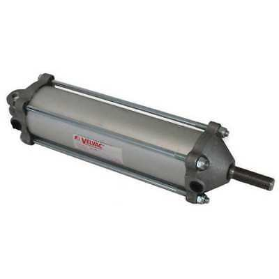 VELVAC 100124 Air Cylinder, Air, 2-1/2 In. Bore, Clevis