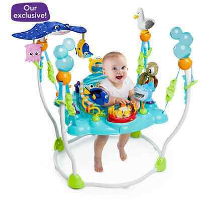 Baby Disney Finding Nemo Jumper Jumperoo Bouncer Jump Play Toy Sea Activity Gift