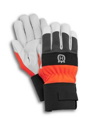Husqvarna Classic Protective Leather Work Gloves Size 10 Large 579379910