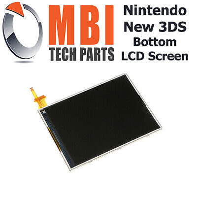 New Nintendo 3DS Replacement Bottom Inner LCD Display Screen
