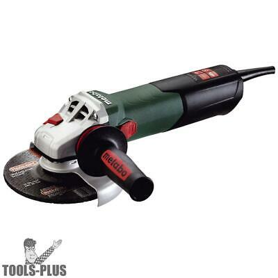 "6"" 12 Amp Angle Grinder w/ Lock On Switch Metabo 600464420 New"