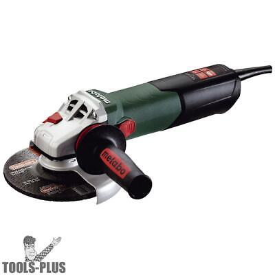 "Metabo 600464420 6"" 12 Amp Angle Grinder w/ Lock On Switch WE 15-150 QUICK New"