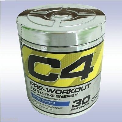 CELLUCOR C4 (30 SERVINGS) preworkout creatine nitrate beta alanine no3 energy g4
