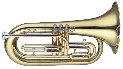 B Marching Baritone, 3 ventilig, im Softcase