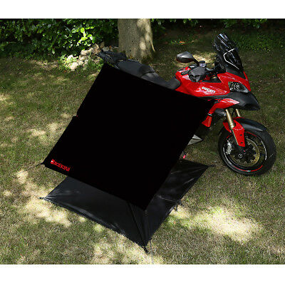 Adventure Motorcycle Bike Cover & Shelter