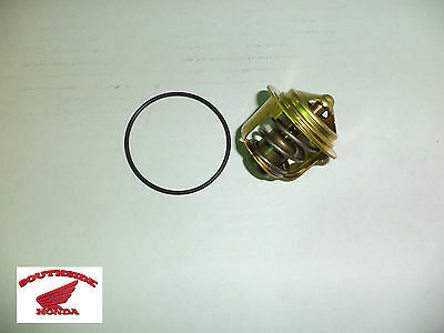 Genuine Honda Thermostat Assembly  With O-Ring Included