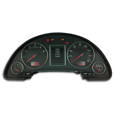 Repairs for Audi A4 A6 and A8 Instrument Clusters