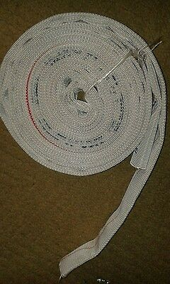 NEW Fire hose CRUSADER 38mm layflat x 30 bare
