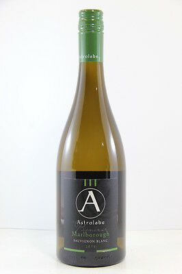 Astrolabe Province Sauvignon Blanc 2014 White Wine, Marlborough