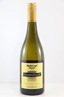 Martinborough Vineyard Terrace Chardonnay 2013 White Wine, Martinborough