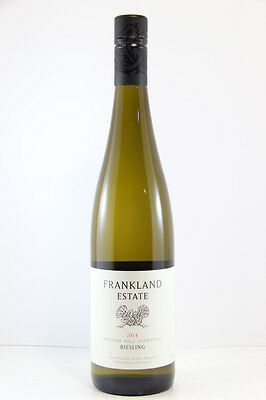 Frankland Estate Poison Hill Riesling 2014 White wine, Western Australia