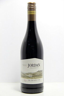 Jordan The Prospector Syrah 2013 Red Wine, Stellenbosch