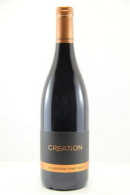 Creation Reserve Pinot Noir 2013 Red Wine, Hemel en Aarde Valley
