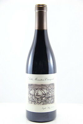 Fable Mountain Vineyards Syrah 2012 Red Wine, Tulbagh