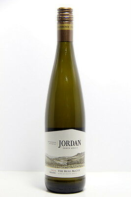 Jordan 'The Real McCoy' Riesling 2014 White Wine, Stellenbosch