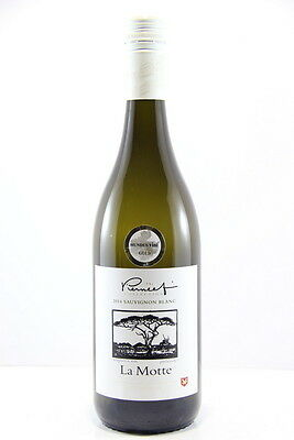 La Motte Pierneef Collection Sauvignon Blanc 2014 White Wine, Franschhoek