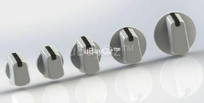 Universal Oven Cooktop White Knob x 1, Ask Us For All Appliance Spare Parts