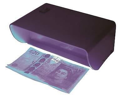 Eagle Mains UV Counterfeit Bank Note Currency Fake Money Securtiy Checker