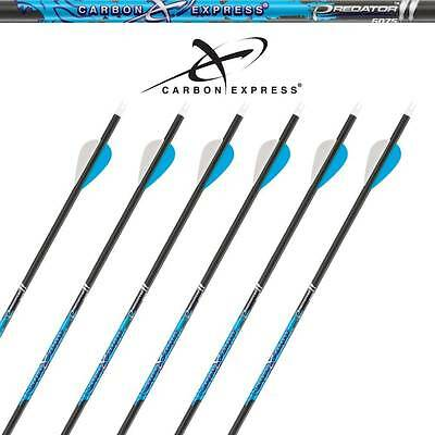 All New Carbon Express Predator Ii 4560 Arrows For Hunting And Target Shooting