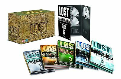 LOST Complete Season Series 1 2 3 4 5 & 6 Collection Boxset NEW DVD R4