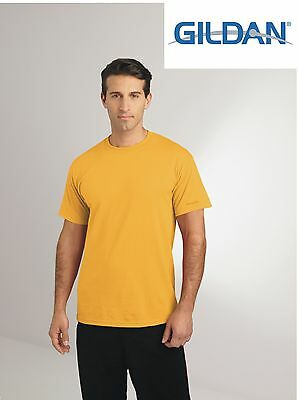 100 T-SHIRTS IN COLORS BLANK BULK LOT S-XL Wholesale Tee Shirts New