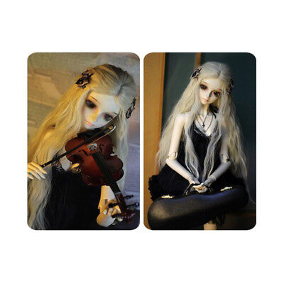 [wamami]Mini Wooden Violin SD17 DZ70 Uncle BJD Dollfie Accessories-Not For Adult