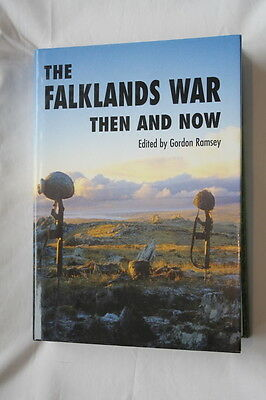British The Falklands War Then and Now Reference Book