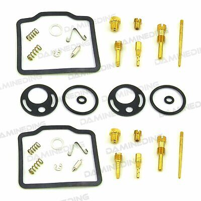 2 X Carburetor Carb Repair Rebuild Kit 74-76 Honda Cb200 Cl200 Cb 200 Cb200T