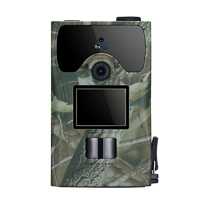 ZOSI 16MP 1080P 2 LCD HD Proof Infrared Game Hunting Video Trail Security Camera