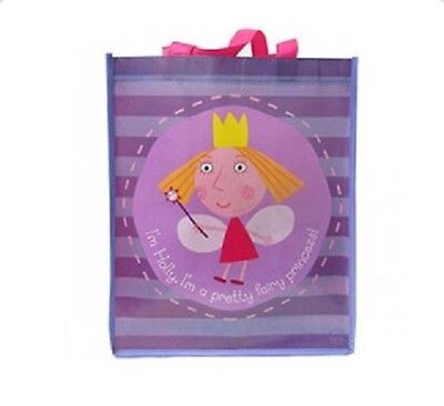 Ben and Holly Tote Bag Non Woven