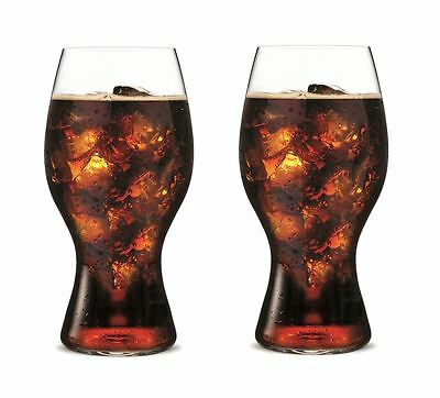 Riedel - 'O Series  Coca-Cola'   480ml Set of 2 (Made in Germany)