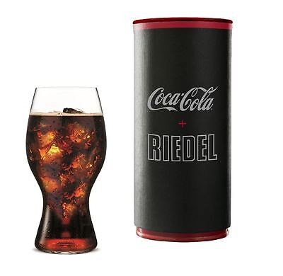 Riedel - 'O Series  Coca-Cola'   480ml in Tube (Made in Germany)