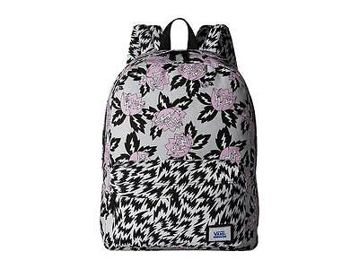 890887523bc9 Vans Off The Wall X Eley Kishimoto Novelty Backpack Gray Black Pink Bag New  NWT