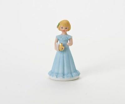 Growing Up Girls - Blonde Age 6 Figurine - E2306 - NIB!
