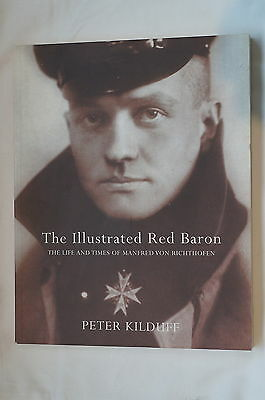 WW1 German The Illustrated Red Baron Reference Book