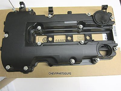 New GM 2011-2016 Cruze Sonic Trax Encore 1.4L Engine Valve Cover bolts & seal