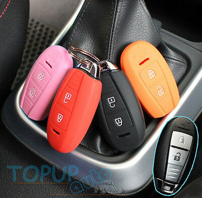 Fit For Suzuki Sx4 S-Cross Swift Kizashi Silicone Key Cover Remote Case Holder