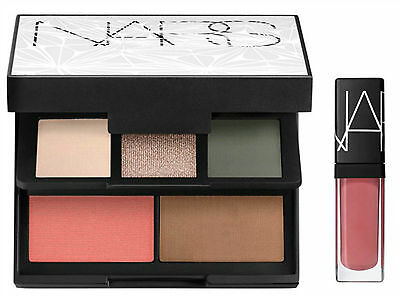New Nars Laser Cut - Eye, Cheek And Lip Palette