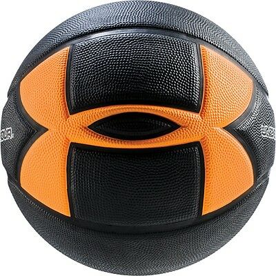 "Under Armour 295 Spongetech 29.5"" Basketball - Outdoor Basketball Black/Orange"