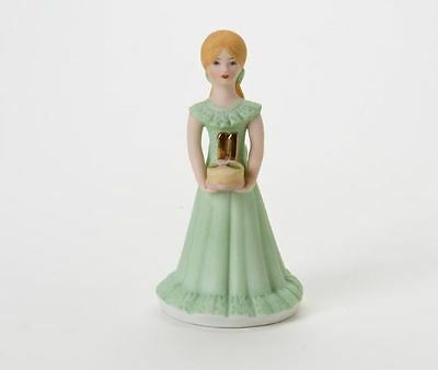 Growing Up Girls - Blonde Age 11 Figurine - E2311 - NIB!