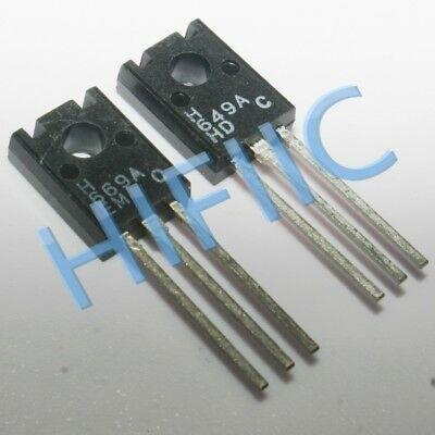 2SB744A+2SD794A Transistor TO-126 Paar /'/'UK Company SINCE1983 Nikko /'/'