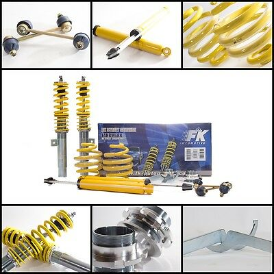 FK AK Street Coilover Suspension Kit BMW 3-Series E46 (99-05) Saloon 325 328 330